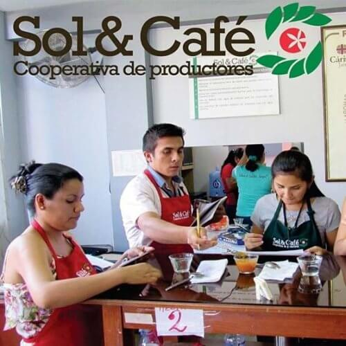 Sol & Cafe Coffee