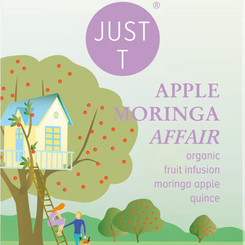 Just T Apple Moringa Affair