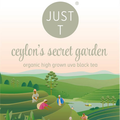 Just T Ceyons secret garden