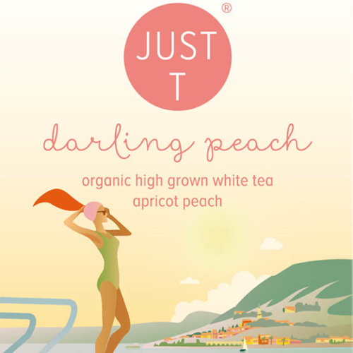 Just T Darling peach