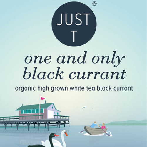 Just T One and only black currant