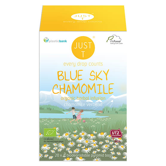 Just T Blue Sky Chamomile
