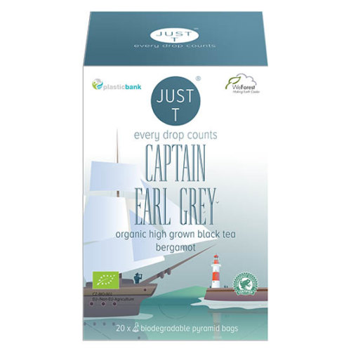 Just T Captain earl grey