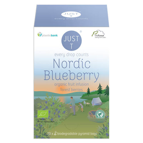 Just T Nordic blueberry